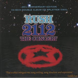 RUSH - 2112: The Concert (40th Anniversary Edition)