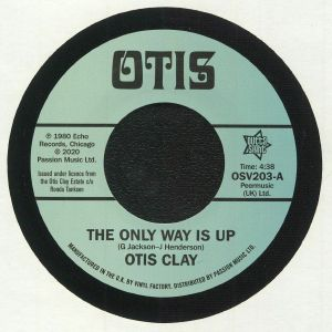 CLAY, Otis - The Only Way Is Up