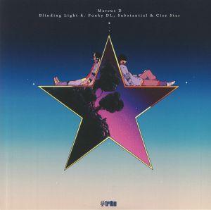 MARCUS D - Blinding Light