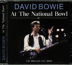 BOWIE, David - At The National Bowl
