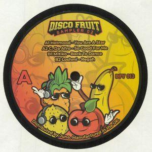 HOTMOOD/C DA AFRO/MITIKO LOSHMI - Disco Fruit Sampler 02