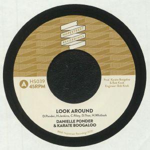 PONDER, Danielle/KARATE BOOGALOO - Look Around