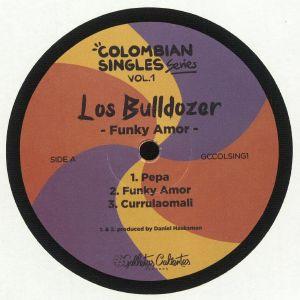 LOS BULLDOZER - Funky Amor