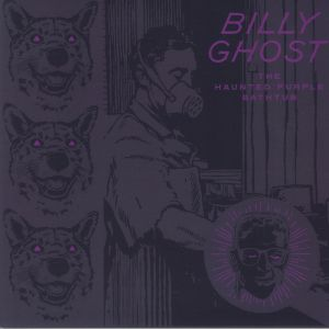 BILLY GHOST - The Haunted Purple Bathtub