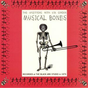 PERRY, Lee/THE UPSETTERS/VIN GORDON - Musical Bones