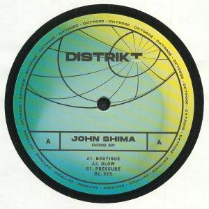 SHIMA, John - Paris EP
