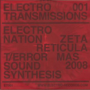 ELECTRO NATION/ZETA RETICULA/MAS 2008/SOUND SYNTHESIS/T ERROR - Abduction Krew