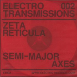 ZETA RETICULA - Semi Major Axes