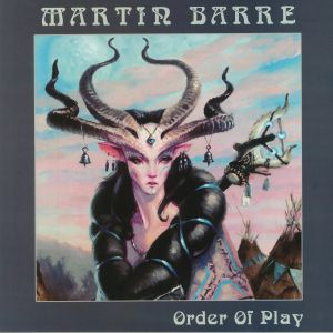 BARRE, Martin - Order Of Play (reissue)