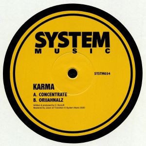 KARMA - Concentrate