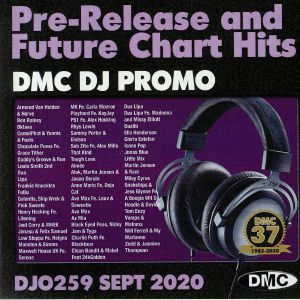 VARIOUS - DMC DJ Promo September 2020: Pre Release & Future Chart Hits (Strictly DJ Only)