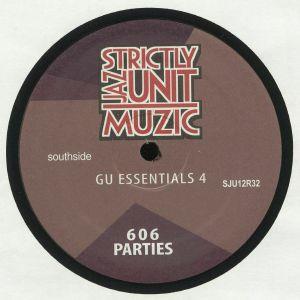 GU aka CVO - GU Essentials 4