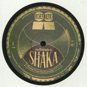 SHAKA - The Riverwalk EP