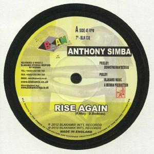 SIMBA, Anthony/MIXMAN - Rise Again