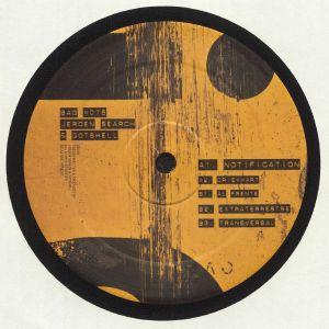 SEARCH, Jeroen/GOTSHELL - Notification EP