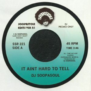 DJ SOOPASOUL - It Ain't Hard To Tell