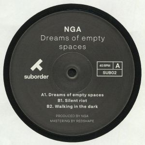 NGA - Dreams Of Empty Spaces