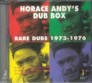 ANDY, Horace - Dub Box Rare Dubs 1973-1976