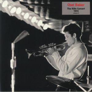 BAKER, Chet - The Koln Concert 1955 Volume II