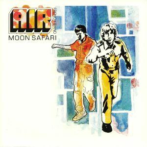 AIR - Moon Safari (reissue)