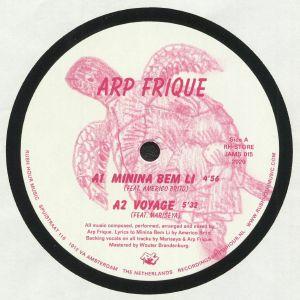 ARP FRIQUE - Minina Bem Li