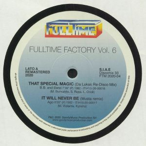 BB & BAND/AGO/SELECTION/PATTY JOHNSON - Fulltime Factory Vol 6