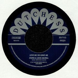 OWEN & LEON SILVERA/DUKE REID & HIS GROUP - Love Me Or Leave Me