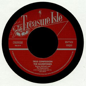 SILVERTONES, The/DERRICK MORGAN - True Confession