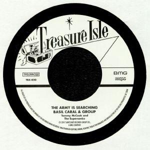 CARAL, Basil & GROUP/LYNN TAITT & THE BOYS - The Army Is Searching