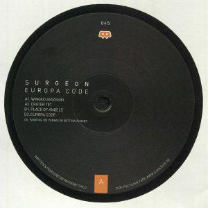 SURGEON - Europa Code