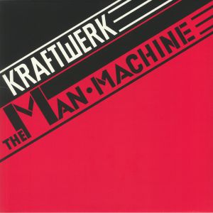 KRAFTWERK - The Man Machine (reissue)