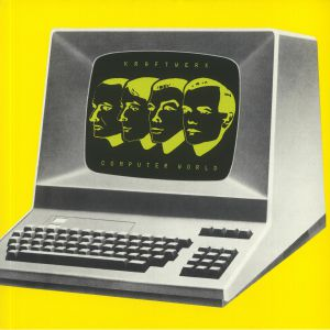 KRAFTWERK - Computer World (reissue)