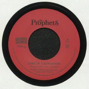 JACKSON, Vivian Yabby You/KING TUBBY - Fire In A Kingston