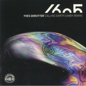 DERUYTER, Yves - Calling Earth (Umek remix)