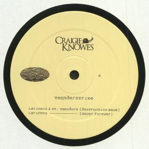 LARIONOV/ST THEODORE - Thunderstrike EP