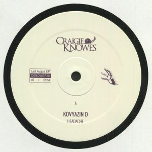 KOVYAZIN D - Last August EP