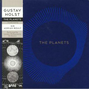 HOLST, Gustav - The Planets