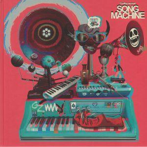 GORILLAZ - Song Machine: Season One (Deluxe Edition)