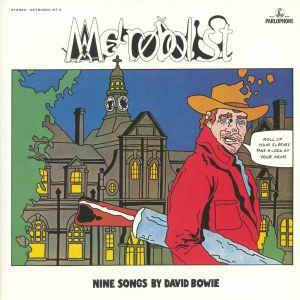 BOWIE, David - Metrobolist: Nine Songs by David Bowie (50th Anniversary Edition)
