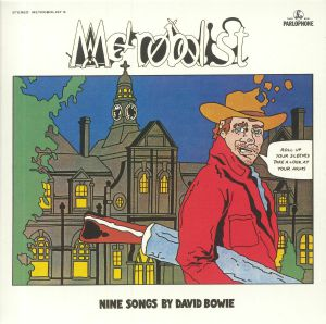 BOWIE, David - Metrobolist: Nine Songs By David Bowie (50th Anniversary Edition)
