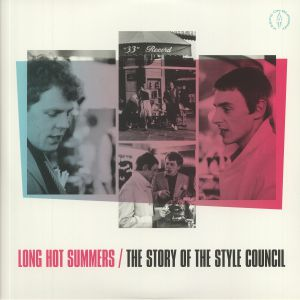 STYLE COUNCIL, The - Long Hot Summers: The Story Of The Style Council (remastered)
