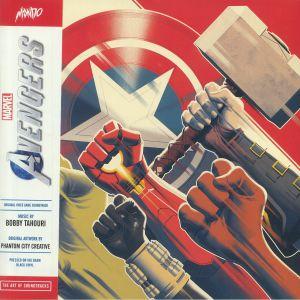 TAHOURI, Bobby - Marvel's Avengers (Soundtrack)