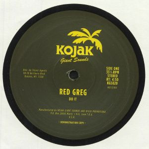 RED GREG - Do It