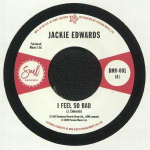 EDWARDS, Jackie/DEL DAVIS - I Feel So Bad
