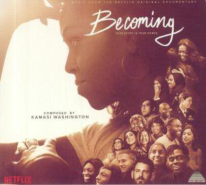 WASHINGTON, Kamasi - Becoming (Soundtrack)