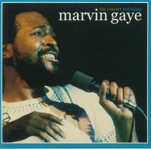 GAYE, Marvin - The Concert Anthology