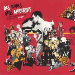 VARIOUS - Des Jeunes Gens Modernes Vol 3: Post Punk Cold Wave Et Culture Novo En France 1978-1983