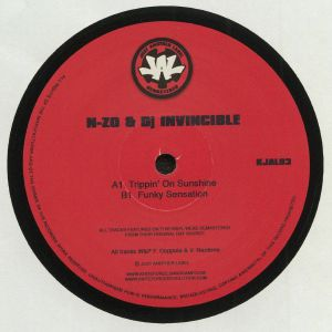 N ZO & DJ INVINCIBLE - Trippin' On Sunshine