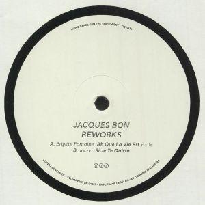 BON, Jacques/BRIGITTE FONTAINE/JACNO - Jacques Bon Reworks