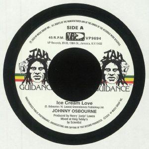 OSBOURNE, Johnny/ROOTS RADICS - Ice Cream Love
